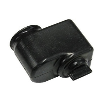 63-82 SPARE TIRE LOCK DUST COVER